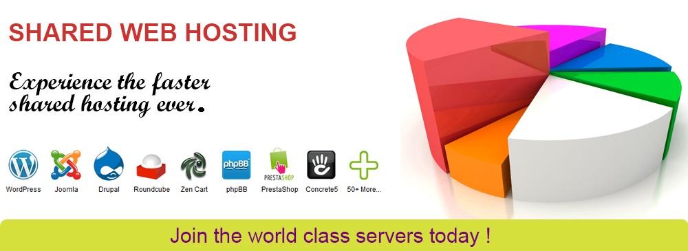Shared Web Hosting Hostripples