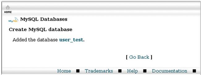 create_mysql_database