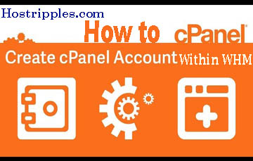 How-to-create-a-cPanel-account
