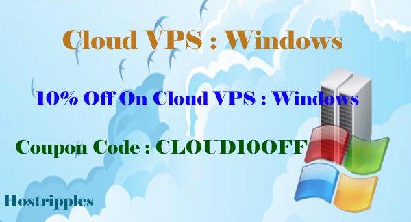 Cloud VPS Discount