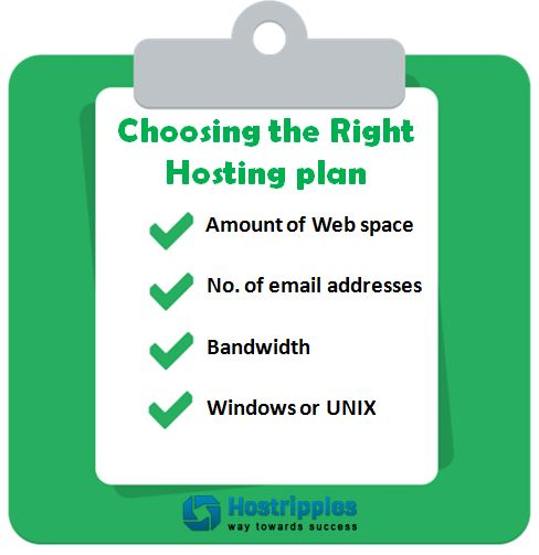 choosing-right-hosting-plan